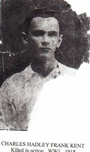 Charles HF Kent