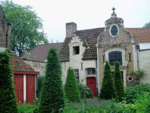 De Vos Almshouse by Karla Mae