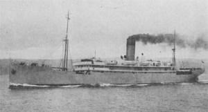 HMS Bayano
