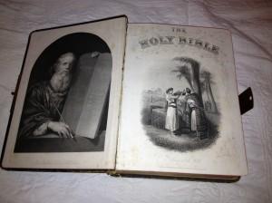 Kent Family Bible